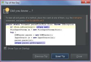 AndroidStudioTipMultipleExit